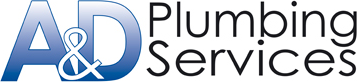 A&D Plumbing Services Logo
