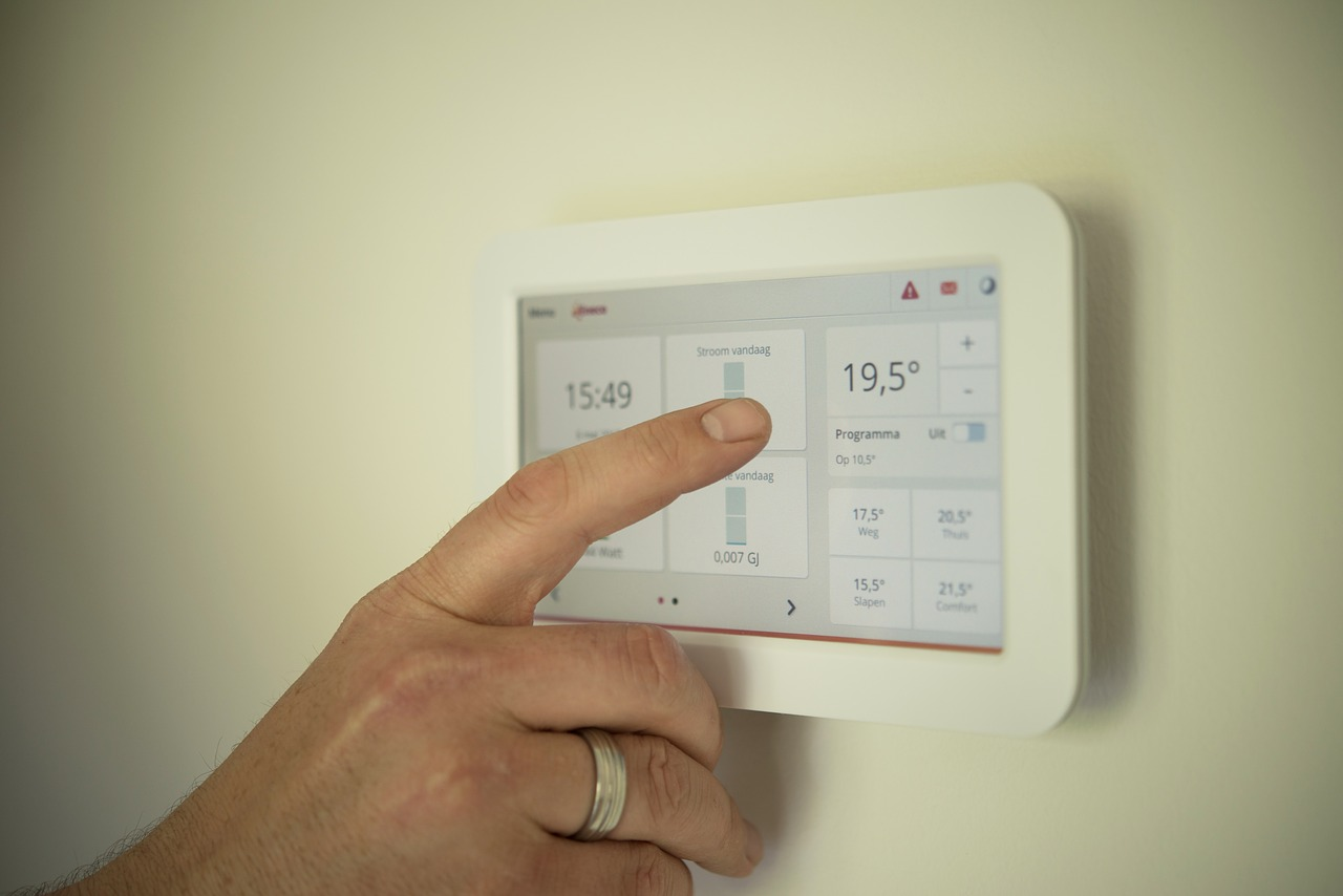 heating controls Wall mounted timed programmers